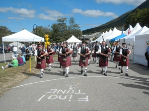 Mohawk Valley Frasers at New Hampshire Highland Games